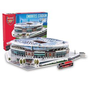 3D Puzzle Arsenal's Emirates Stadium - 108 Piece