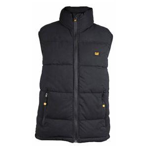 CAT Men's Arctic Zone Vest Bodywarmer - Black