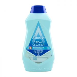 Astonish Cream Cleaner with Bleach - 500ml