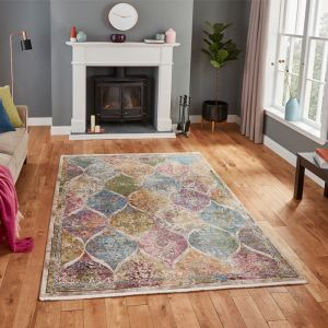 Athena 24021 Rug, Multicoloured - 120cm x 170cm