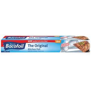 Bacofoil The Original Kitchen Foil – 450mm x 10m