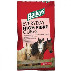 Baileys Everyday High Fibre Cubes - 20kg