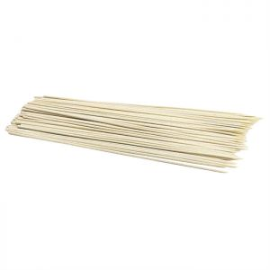 KitchenCraft Bamboo Skewers, 30cm - Pack of 100