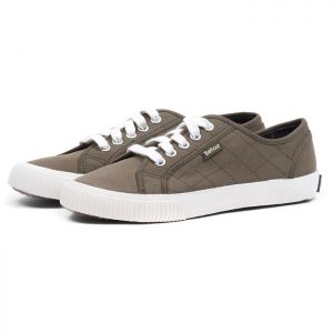 Barbour Luna Trainers - Olive