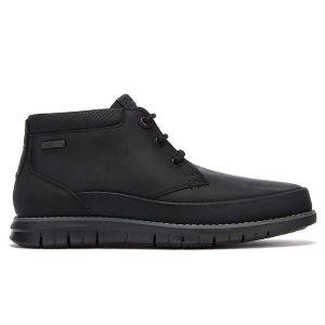 Barbour Men's Nelson Chukka Boots – Black