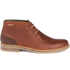 Barbour Men's Readhead Chukka Boots - Cognac