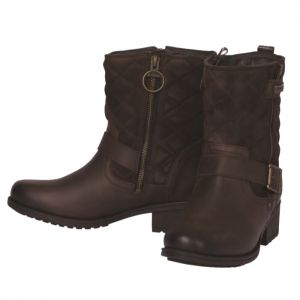 Barbour Women's Sienna Boots - Dark Brown