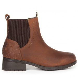 Barbour Women's Eden Chelsea Boots - Brown