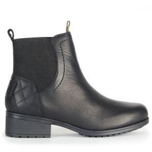 Barbour Women's Eden Chelsea Boots - Black