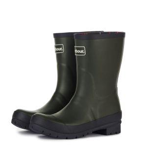 Barbour Banbury Women's Wellington Boots – Olive