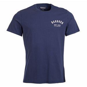 Barbour Men's Preppy T-Shirt – New Navy
