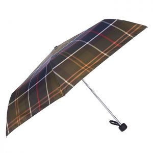 Barbour Portree Umbrella – Classic Tartan