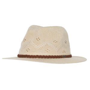 Barbour Women's Flowerdale Trilby Hat – Cream