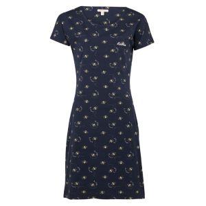 Barbour Women's Harewood Print Dress – Navy Bee