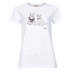 Barbour Women's Highlands T-Shirt – White