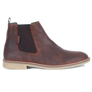 Barbour Men's Atacama Chelsea Boots - Rust