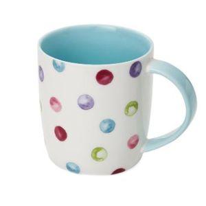 Cooksmart Barrel Mug – Spotty Dotty