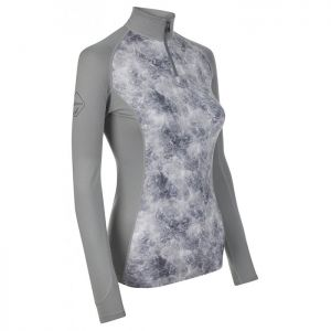 LeMieux Women's Glacé Base Layer – Grey