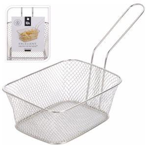 Koopman Chip Fryer Style Basket - Large
