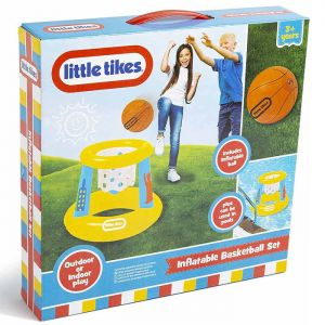 Little Tikes Inflatable Basketball Game