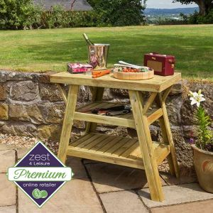 Zest 4 Leisure BBQ Side Table