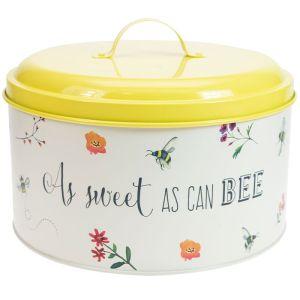 The English Tableware Company Bee Happy Cake Tin
