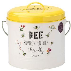 The English Tableware Company Bee Happy Compost Bin