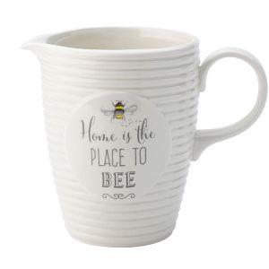 The English Tableware Company Bee Happy Creamer Jug