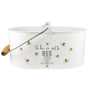 English Tableware Co. Bee Happy Tidy Tin