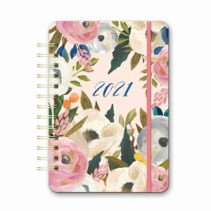 Bella Flora Do It All A5 Diary 2020-2021