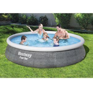 Bestway Fast Set Pool Set – 13ft