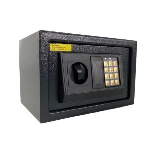 Compact Electronic Safe - Black