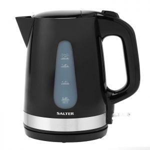 Salter Deco Collection Kettle - Black