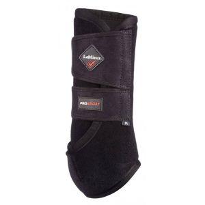 LeMieux ProSport Support Boots, Set of 2 - Black