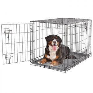 Dogit Black Wire Home - Giant
