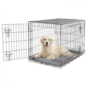 Dogit Black Wire Home - Large