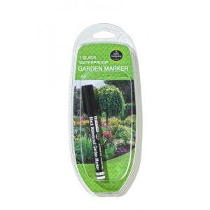 Garland Black Waterproof Garden Marker