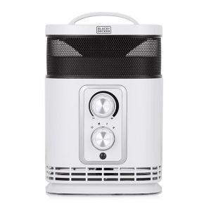 Black+Decker 1500W Portable Electric Fan Heater