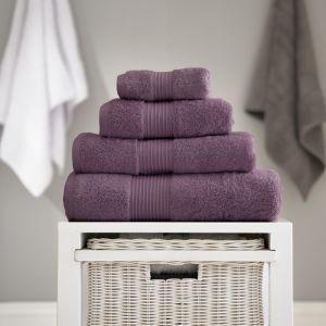 Bliss Pima Bath Sheet - Grape
