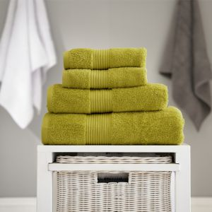 Bliss Pima Bath Sheet - Olive