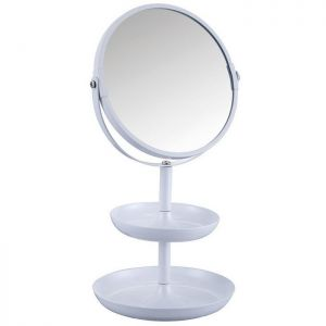 Blue Canyon Cosmetic Mirror and Tray