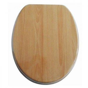 Blue Canyon MDF Toilet Seat - Oak