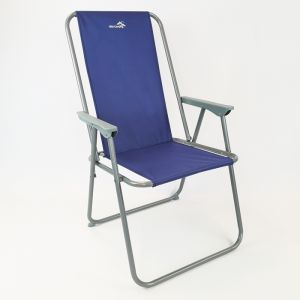 Wild Camping Spring High Back Chair