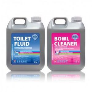 Blue Diamond Toilet Fluid and Bowl Cleaner - 2 Litre