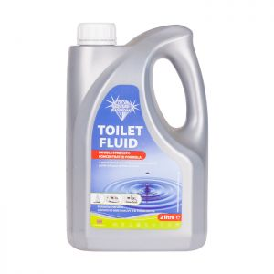Blue Diamond Concentrated Toilet Fluid - 2 Litre