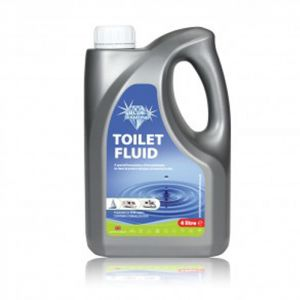 Blue Diamond Toilet Fluid - 4 Litre