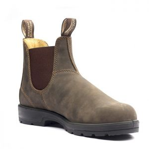 Blundstone 585 Chelsea Boots – Rustic Brown