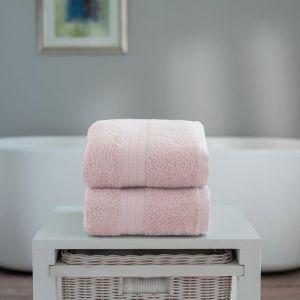 Deyongs Kingston Jumbo Bath Sheet - Blush