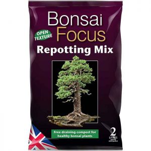 Growth Technology Bonsai Focus Repotting Mix - 2L