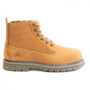 Amblers Women's FS103 Welted Safety Boots – Brown